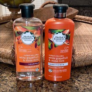 Herbal Essences bio:renew Hair Care Bundle NWT